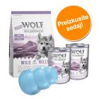 Little Wolf of Wilderness Puppy začetni paket