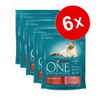 Lot de croquettes PURINA ONE pour chat