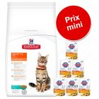 Lot mixte Hill's Science Plan Feline Adult Sélection Adult