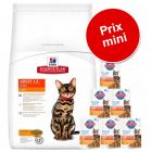 Lot mixte Hill's Science Plan Feline Sélection Adult Light