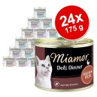 Miamor Deli Dinner 24 x 175 g