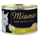 Miamor Fine Filets Naturelle 6 x 156 g