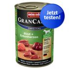 Mixed Paket Animonda GranCarno Original Adult 6 x 400 g