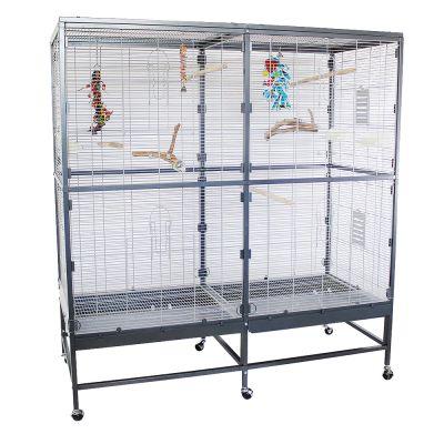 Montana Paradiso 150 Indoor Aviary | Free P&P on orders £29+ at zooplus!