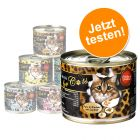 O'Canis for Cats Probierpaket 6 x 200 g