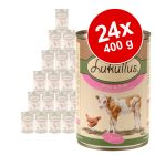 Pack Ahorro: Lukullus Junior 24 x 400 g