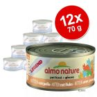 Pack económico Almo Nature Legend, carne, 12 x 70 g