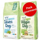 Pack gourmand Green Petfood 2 variétés