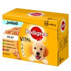 Pedigree Junior Frischebeutel Multipack