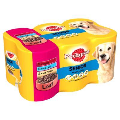 Simpsons Senior Dog Food