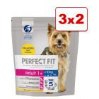 Perfect Fit Small Dogs 3 x 1,4 kg en oferta: 2 + 1 ¡gratis!
