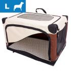 Pet Home portabel transportkoja, storlek L