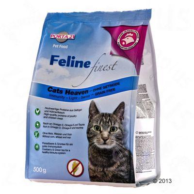 Porta Feline Finest Cats Heaven Great Deals At Zooplusie - Porta 21