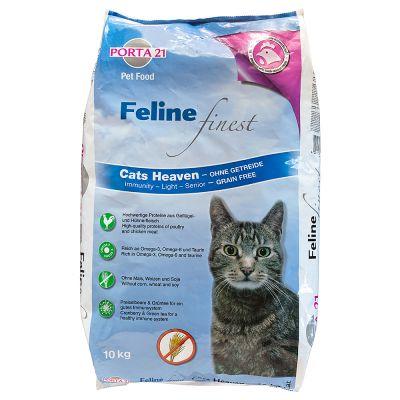 Porta 21 Feline Finest Cats Heaven sin cereales