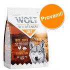 Prezzo prova! 1 kg Wolf of Wilderness Adult