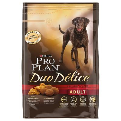 PRO PLAN Duo Délice govedina & riža