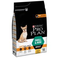PRO PLAN Small & Mini Adult OPTIBALANCE