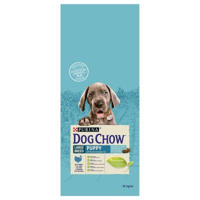 Dog Chow Puppy  Purina Dog Chow Puppy Large Breed Turkey  18bef7a1c903c