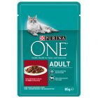 Purina One Adult Manzo e Carote