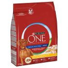 Purina ONE Medium/Maxi Adult Pollo