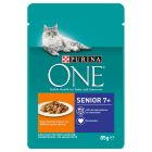 Purina ONE Senior 7+ Huhn