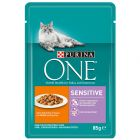Purina One Sensitive Pollo e Carote
