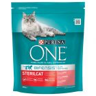 Purina ONE Sterilcat med lax