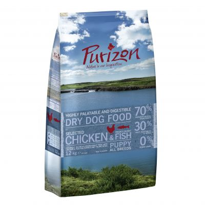 Purizon Puppy - Grain-Free Chicken & Fish