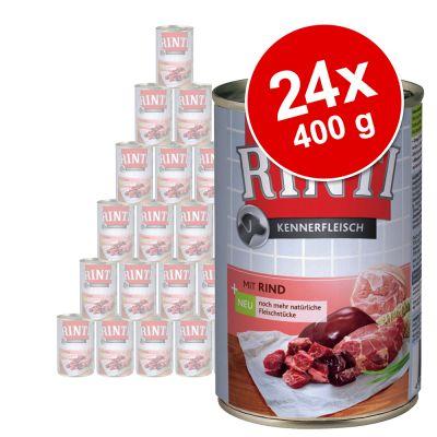 Rinti ínyenceknek gazdaságos csomag 24 x 400 g