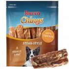 Rocco Chings Steak Style snacks para cães