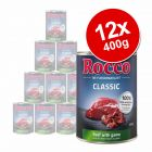 Rocco Classic Saver Pack 12 x 400g