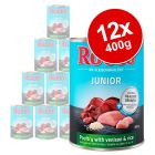 Rocco Junior Saver Pack 12 x 400g