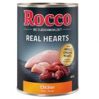 Rocco Real Hearts 400 g