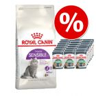 4 кг Royal Canin + 24 x 85 g Royal Canin в сос