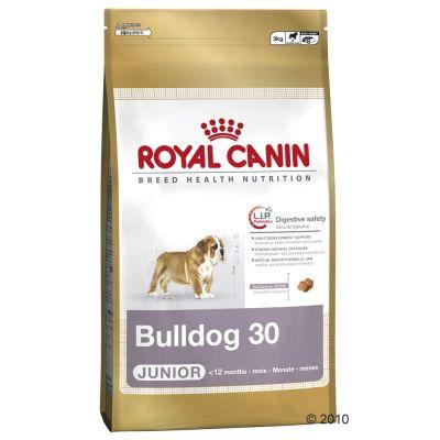 Royal Canin Breed Bulldog Junior