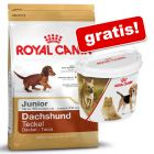 Royal Canin Breed + Ciotola da viaggio gratis!