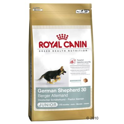Royal Canin Breed German Shepherd Junior
