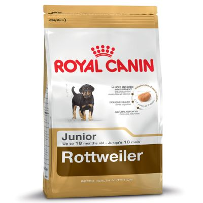 Royal Canin Breed Rottweiler Junior