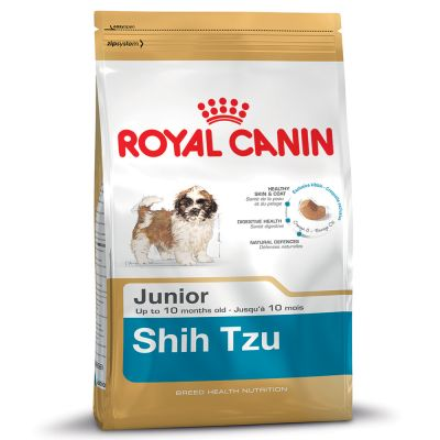 Royal Canin Breed Shih Tzu Junior