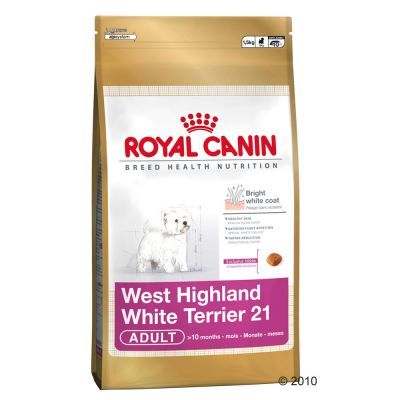 Royal Canin Breed West Highland White Terrier Adult