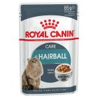 Royal Canin Hairball Care v omáčke