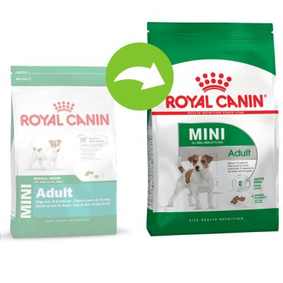 royal canin mini adult buy now at zooplus. Black Bedroom Furniture Sets. Home Design Ideas