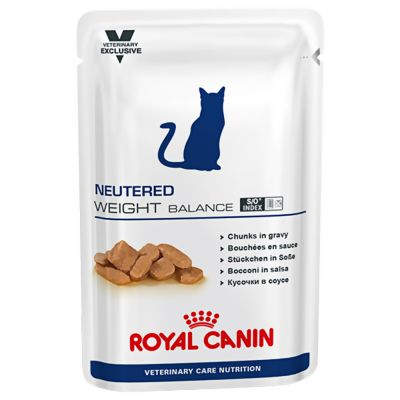 Royal Canin Neutered Weight Balance Vet Care