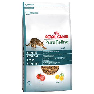 royal canin pure feline vitalit t. Black Bedroom Furniture Sets. Home Design Ideas