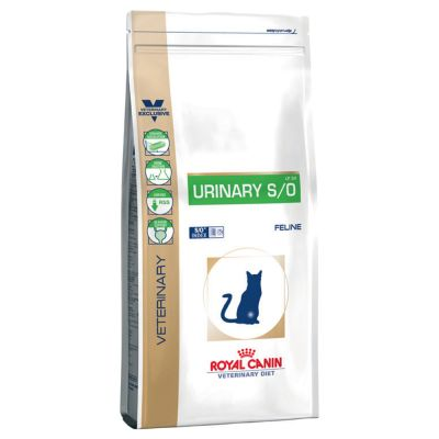 Royal Canin Veterinary Diet Urinary S/O LP 34 pour chat