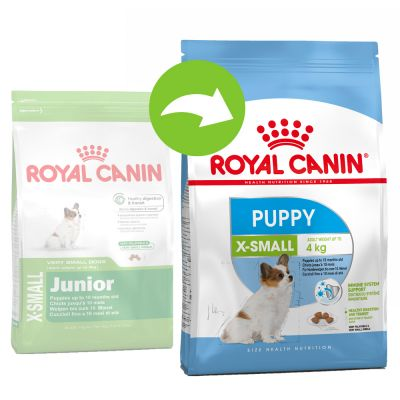 Royal Canin X-Small Puppy Hondenvoer