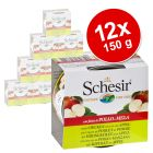 Schesir Fruit Pachet economic 12 x 150 g