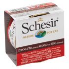 Schesir Natural with Rice 6 x 85 g
