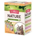 Schmusy Nature Balance Mix 12 x 100 g