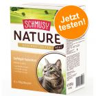 Schmusy Nature Geschnetzeltes Mini Mixpack 6 x 50 g